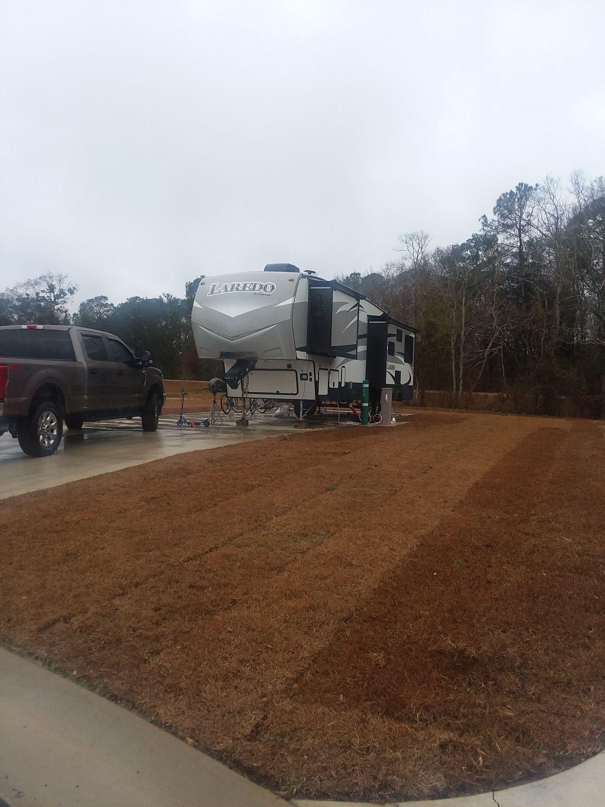 RV Park Theodore Alabama