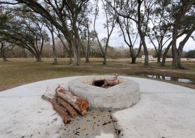 Homestead RV Community Fire Pit