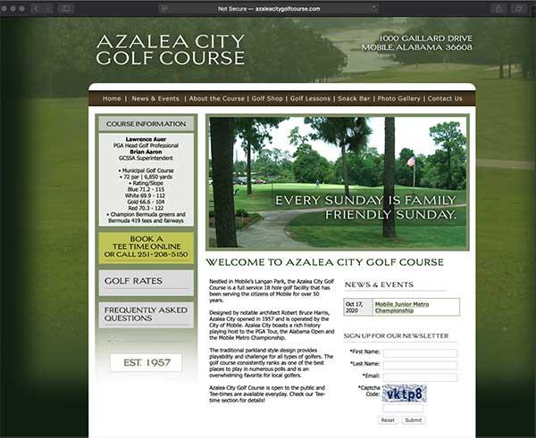 Azelea-City-Golf-Course