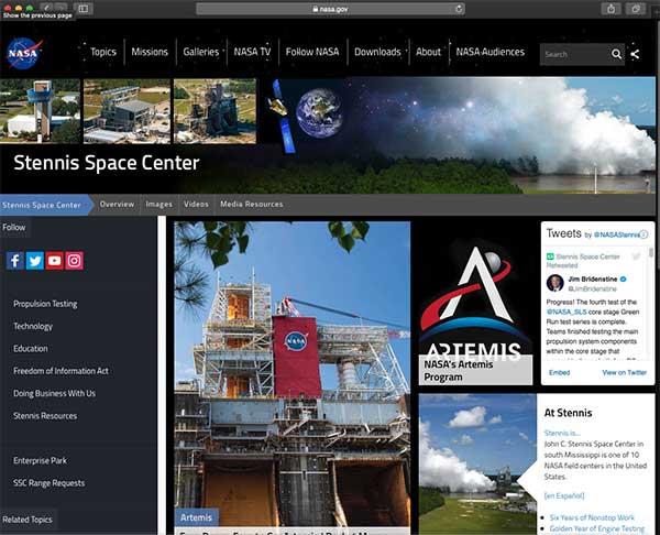 NASA-Stennis-Space-Center
