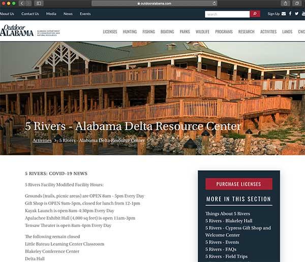 Outdoor-Alabama-Rivers
